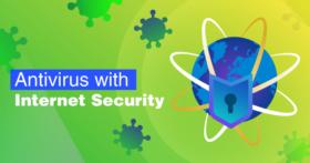 2021년 인터넷 보안 기능이 있는 최상의 4개 바이러스 백신
