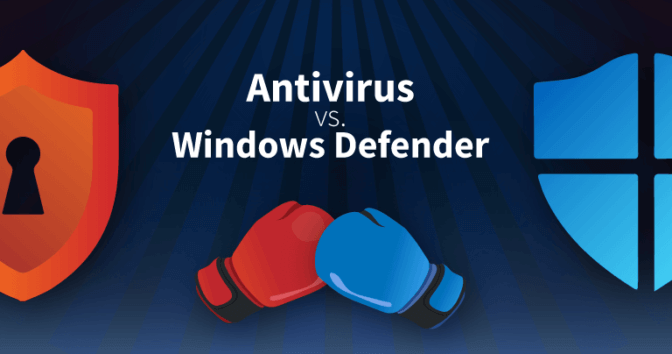 Windows Defender vs täysimittainen antivirus: Kumpi on paras vuodelle 2019?