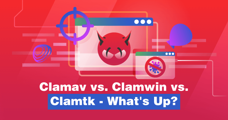 ClamAV vs ClamWin vs ClamTK: What the Heck is Going On?