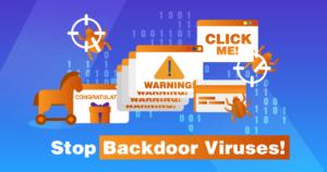 What Is a Backdoor & How to Prevent Backdoor Virus Attacks in 2021
