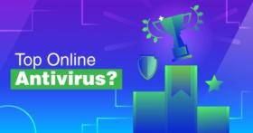 상위 4개의 최고의 온라인 바이러스 백신