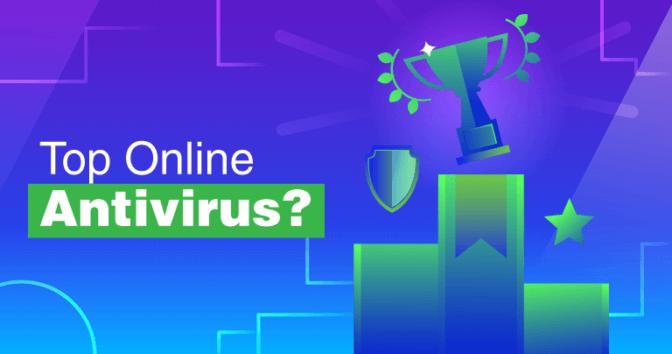 4-те най-добри онлайн антивирусни програми