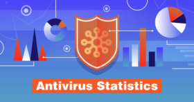 Statistiken, Trends & Fakten zu Antivirus und Cybersicherheit 2021