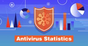Antivirus y ciberseguridad: estadísticas, tendencias, datos 2021