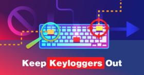 """أفضل 5 مضادات فيروسات للحماية من راصدات لوحة المفاتيح """"كيلوغر"""""""