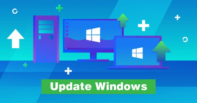 Πώς να ενημερώσεις τα Windows 7,8 & 10