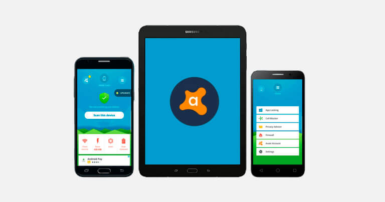 Avast Mobile Security (Free with an option to upgrade)