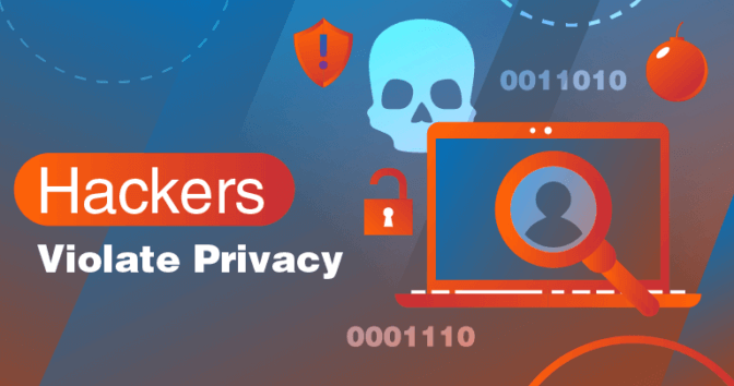 4 Ways Hackers Violate Your Online Privacy