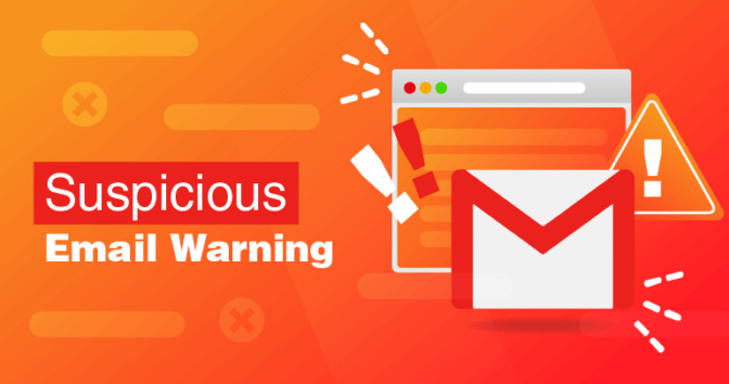 Here's What You Need to Know about the Suspicious Email Warning on Gmail