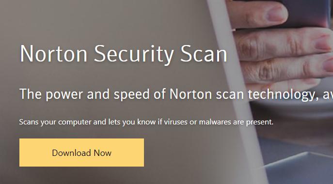 Norton Security Scan (Descărcare Necesară)