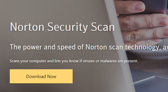 Norton Security Scan (Необходимо е изтегляне)