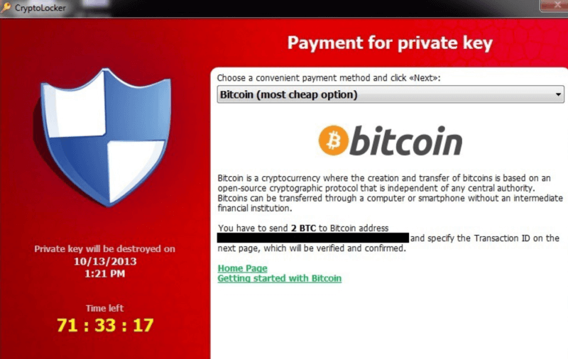 What is CryptoLocker Ransomware?