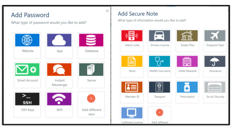 Password Boss Security Features