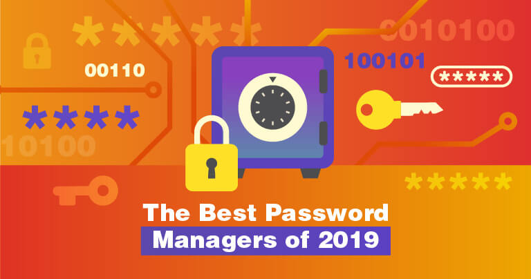 The Best Free Password Managers - Updated for 2019