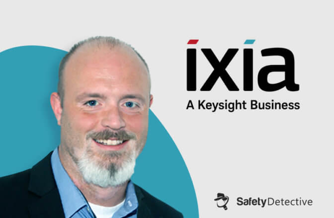 Interview With Chuck McAuley – IXIA (Keysight)