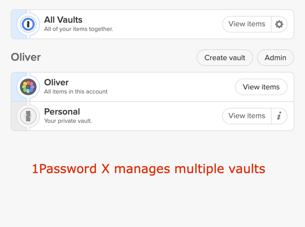 1Password – The Best for its Travel Mode