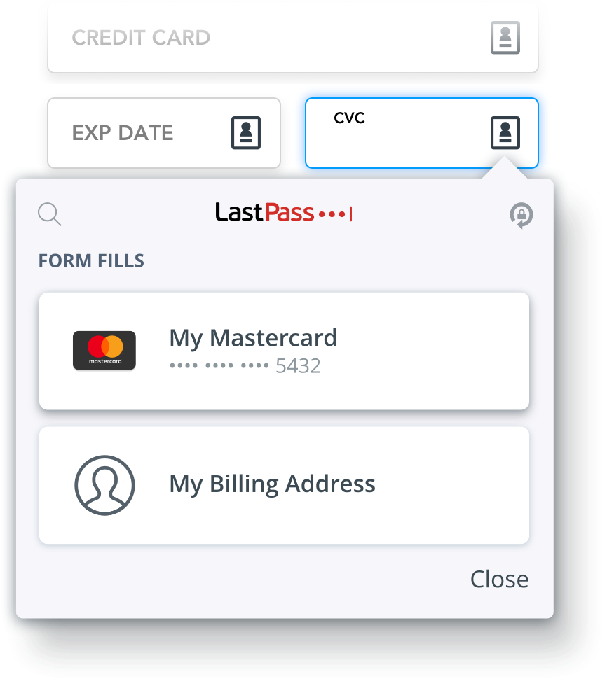LastPass – Best for its Fleshed Out Extension