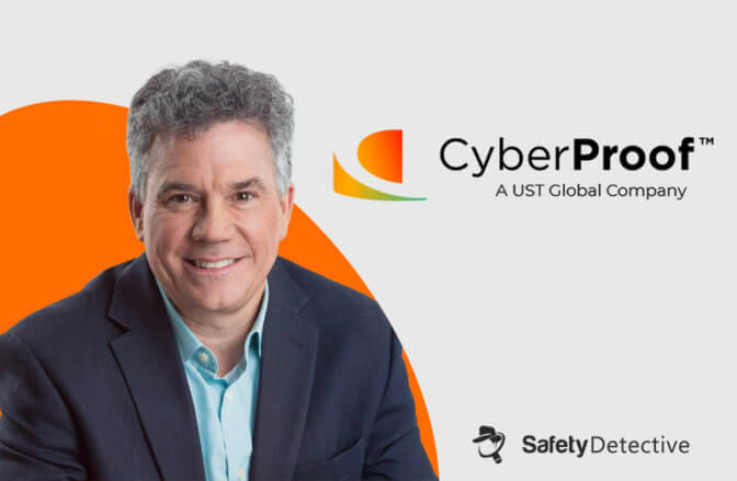Interview With Tony Velleca – Cyberproof