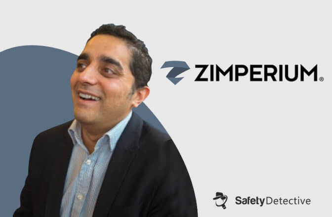 Interview With Ashish Patel – Zimperium