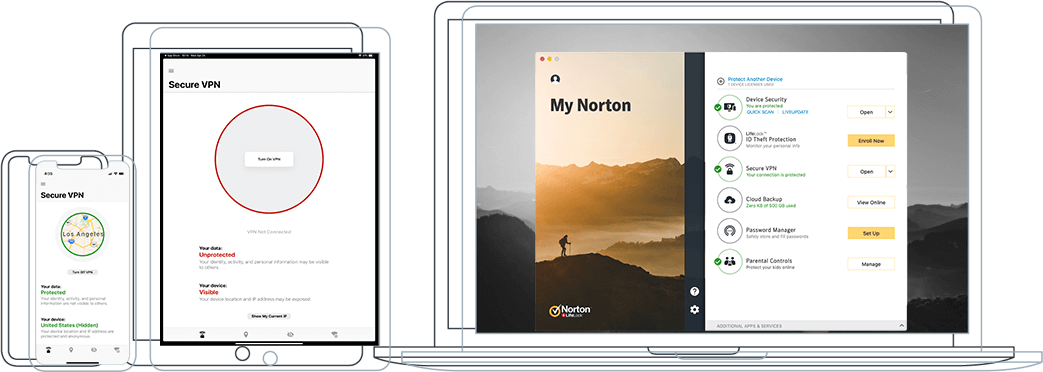 Norton — Melhor proteção em geral