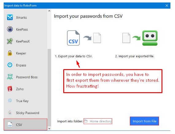LastPass vs Roboform - Which password manager has the best