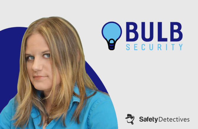 Interview With Georgia – Bulb Security and Shevirah