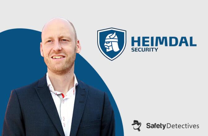 Interview With Morten Kjaersgaard – Heimdal Security