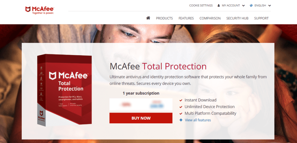 "🥈2. <a href=""https://nl.safetydetectives.com/go/vendor/203/?post_id=14512&alooma_btn_name=Affiliate+Link+-+26972"" title=""McAfee"" rel=""nofollow noopener"" target=""_blank"" data-btn-name=""Affiliate Link - 26972"" data-btn-indexed=""1"">McAfee Total Protection</a> — Beste voor extra antispywarefuncties"