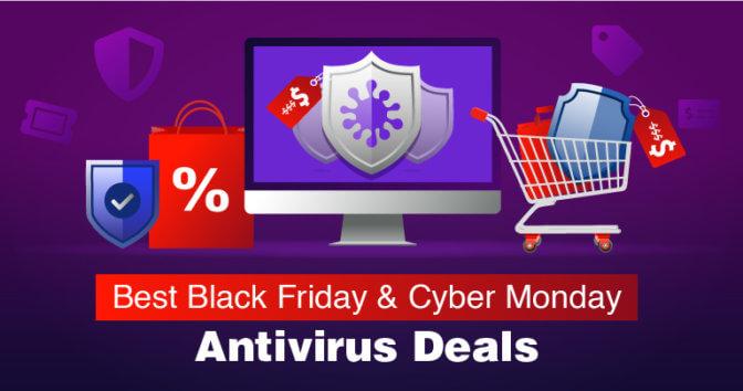 Las 10 mejores ofertas de antivirus para el Black Friday [TODAVÍA ACTIVO 2020]