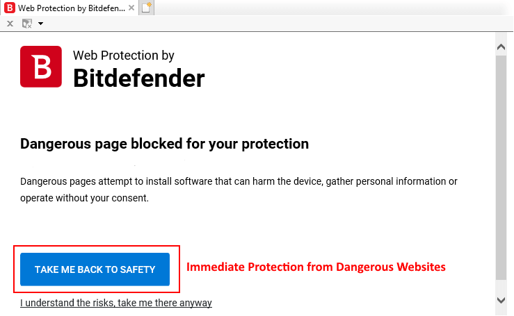 Bitdefender's Security Features