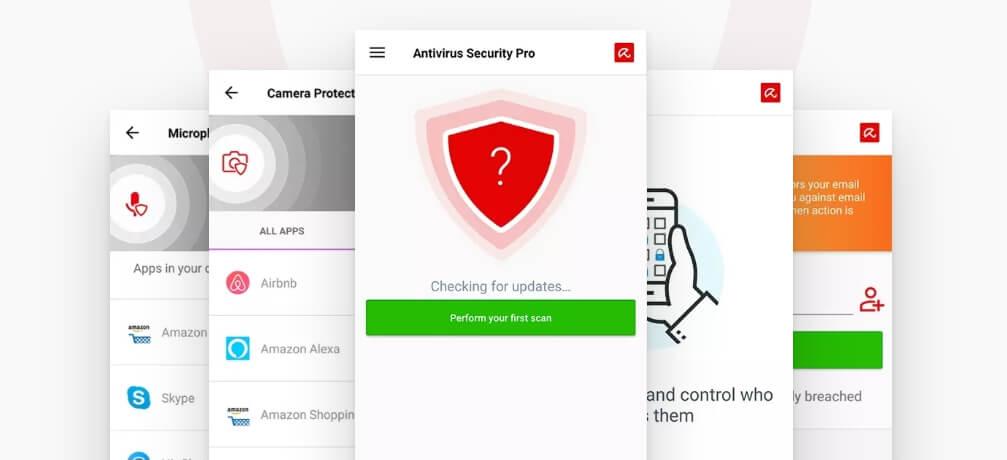 Avira Antivirus — Meilleur pour la Protection de la Vie Privée