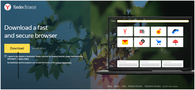 Yandex Password Manager Features