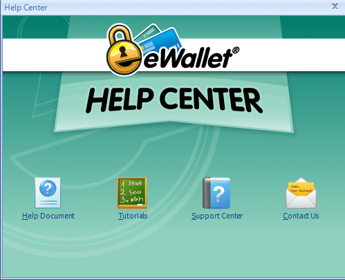 eWallet Customer Support