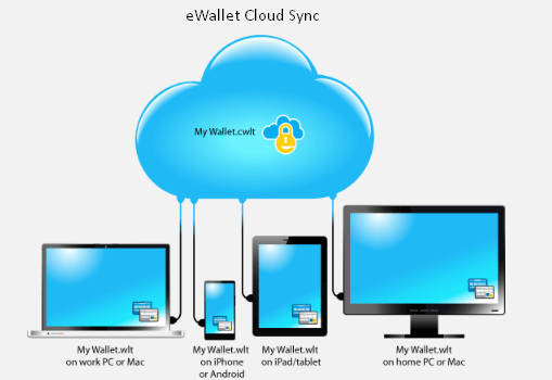 eWallet Features