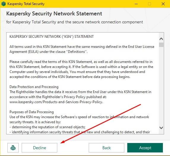 Простота использования Kaspersky Antivirus