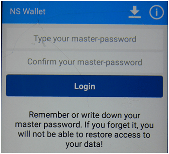 NS Wallet Pro Ease of Use and Setup