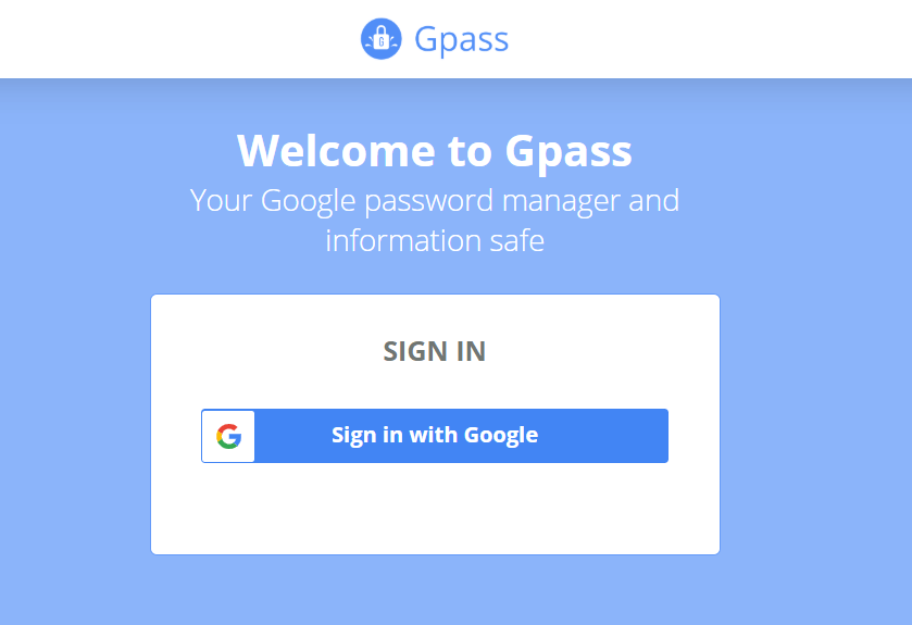 Gpass Password Manager Ease of Use and Setup