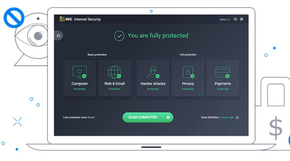 AVG Internet Security — najlepszy do ochrony wrażliwych plików