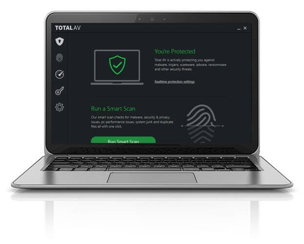 TotalAV — Cel mai ușor de utilizat program antivirus