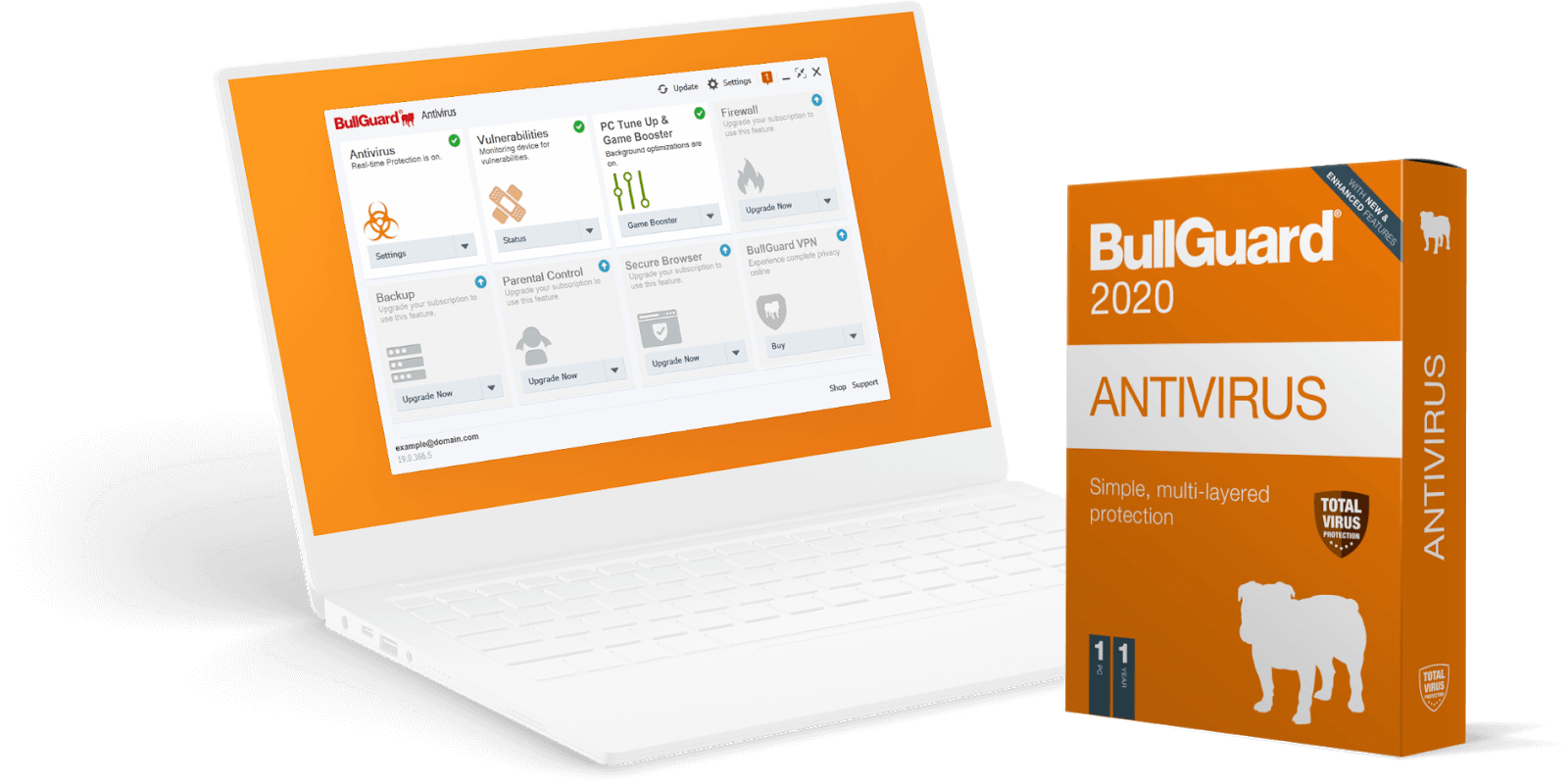BullGuard – best for gamere