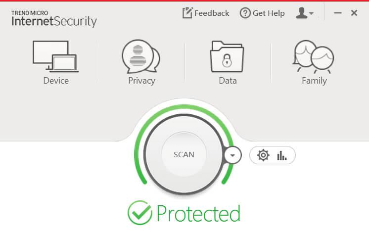 Trend Micro — Cel mai bun pentru protecțe anti-phishing