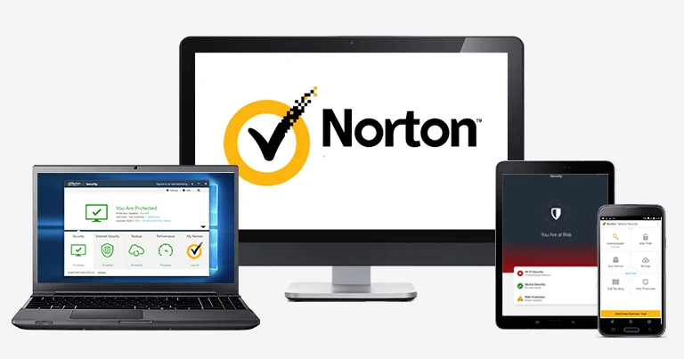🥇1. Norton 360 — Best Overall Antivirus for Windows + Android