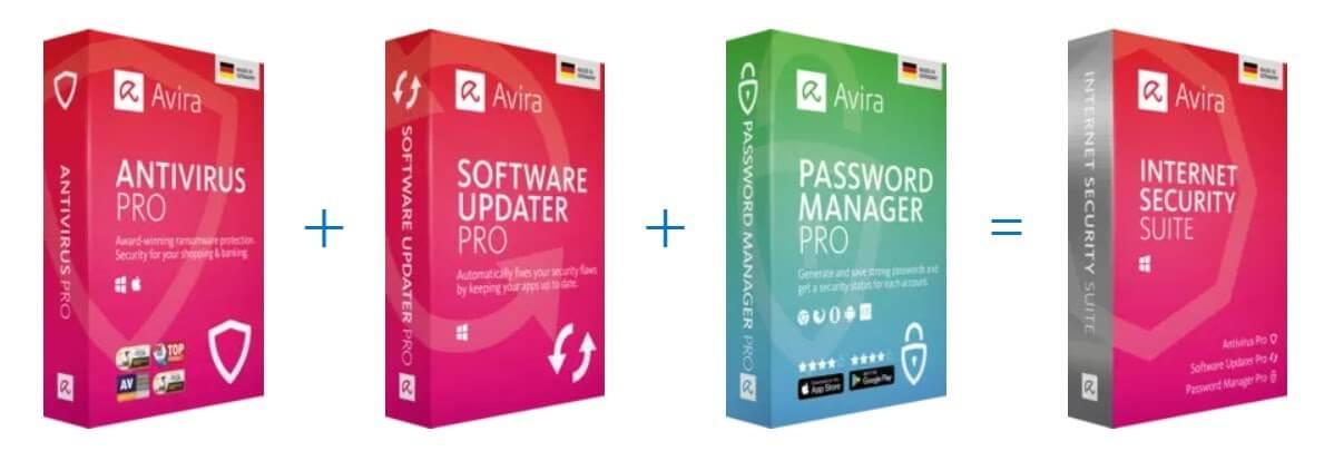 Avira — Migliore per la sicurezza anti-malware completa