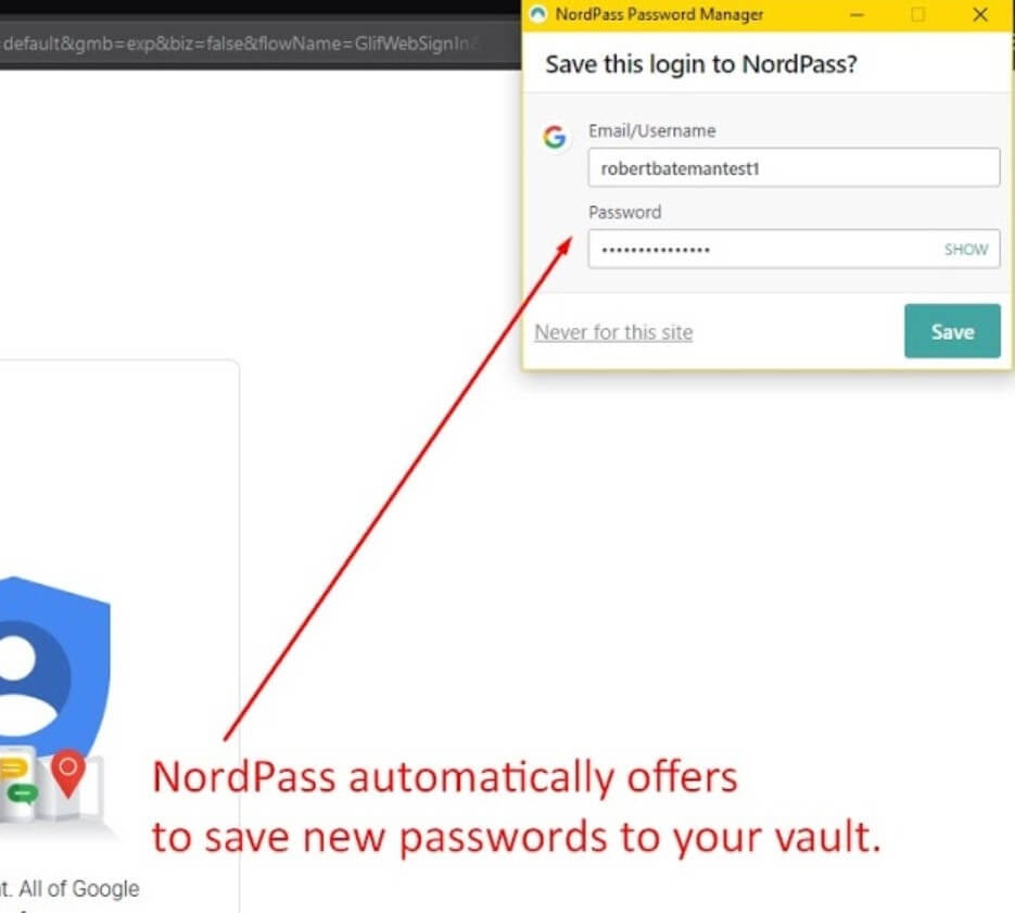 NordPass Security Features