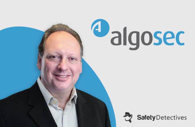 Interview With Jeffrey Starr – AlgoSec