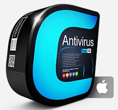 Comodo Free Mac Antivirus — Eenvoudig te gebruiken met actieve scanbeveiliging