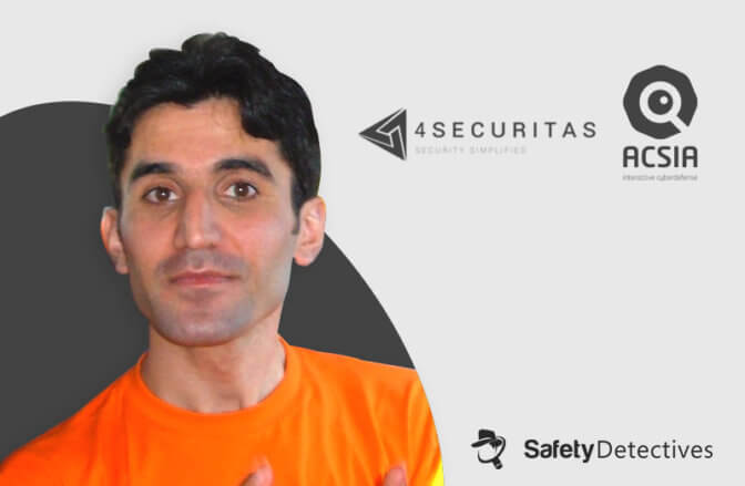 Interview With Stefan Umit Uygur – 4Securitas