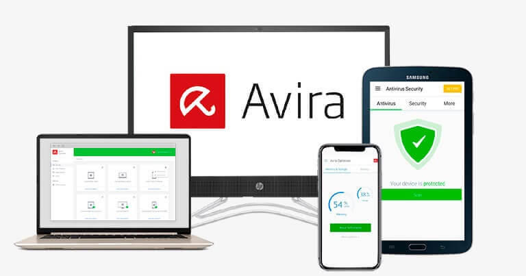 Avira Free Antivirusfor Mac — Best for Easy to Use Antivirus & Browser Security Features