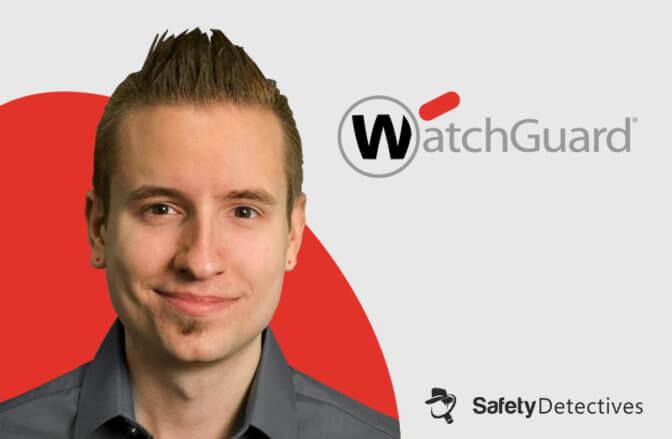Interview With Marc Laliberte – Watchguard