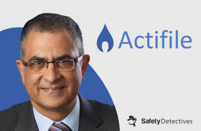 Interview With Guy Bavly – Actifile
